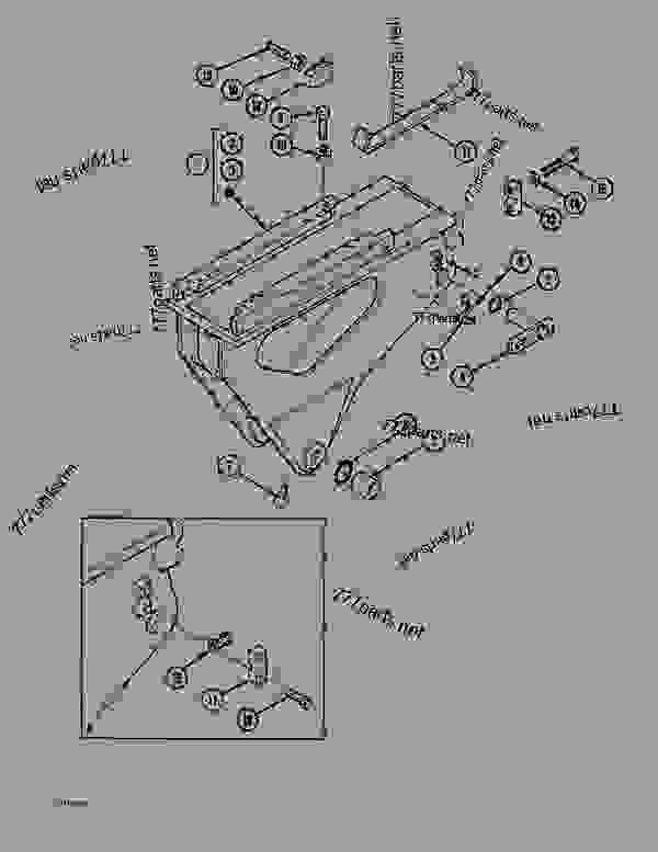 Parts scheme FIXED SECTION - TELESCOPIC DIPPER (4.60M) - CRAWLER DOZERS Case 1088 - CASE EXCAVATOR - TELESCOPIC DIPPERSTICK (1/88-12/94) No Description FIXED SECTION - TELESCOPIC DIPPER (4.60M) | 777parts