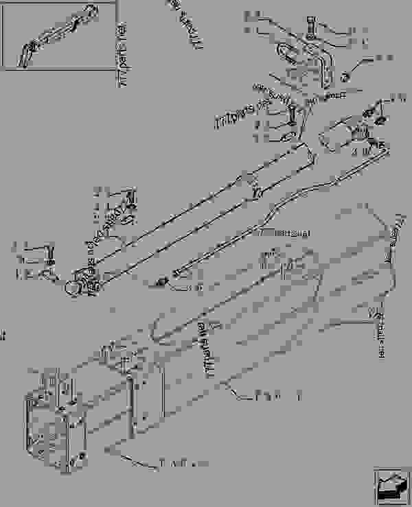 Parts scheme ARM FOR 4 FUNCTIONS (16M) - OPTIONAL CODE 749027191 - TELESCOPIC HANDLERS Case TX170-45 - TURBO TELEHANDLER (3/05-12/14) 18 MISCELLANEOUS ARM FOR 4 FUNCTIONS (16M) - OPTIONAL CODE 749027191 | 777parts