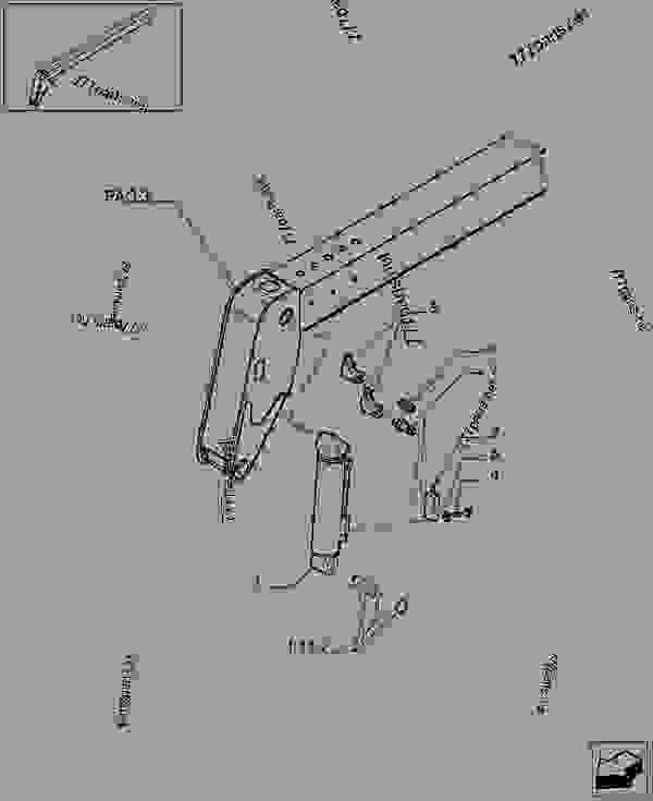 Parts scheme ARM FOR 4 FUNCTIONS (42 FEET) - OPTIONAL CODE 749027351 - TELESCOPIC HANDLERS Case TX842 - TELEHANDLER (5/06-12/15) 83 TELESCOPIC SINGLE ARM ARM FOR 4 FUNCTIONS (42 FEET) - OPTIONAL CODE 749027351 | 777parts