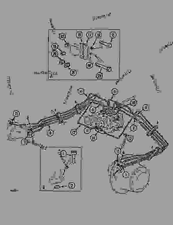 Parts scheme UNDERCARRIAGE CIRCUIT - CRAWLER DOZERS Case 1088MAXI - CASE HYDRAULIC CRAWLER EXCAVATOR (S/N 109101 & AFTER) (6/91-12/94) 07.1 UNDERCARRIAGE HYDRAULICS UNDERCARRIAGE CIRCUIT | 777parts
