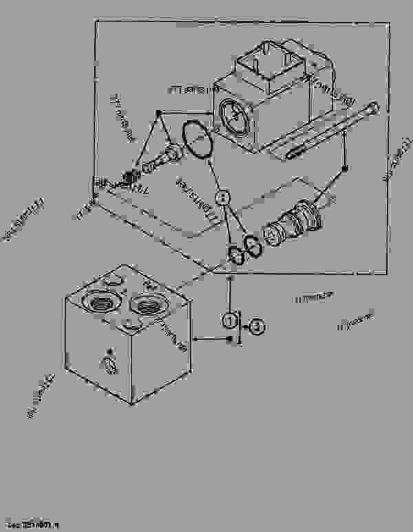 Parts scheme DRE4 PROPORTIONAL PRESSURE VALVE - CRAWLER EXCAVATORS Case 1288LC - CASE CRAWLER EXCAVATOR - FRENCH ARMY (9/91-12/02) No Description DRE4 PROPORTIONAL PRESSURE VALVE | 777parts