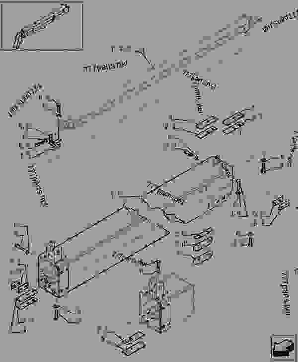 Parts scheme ARM FOR 3 FUNCTIONS (16M) - OPTIONAL CODE 749060191 - TELESCOPIC HANDLERS Case TX170-45 - TURBO TELEHANDLER (3/05-12/14) 18 MISCELLANEOUS ARM FOR 3 FUNCTIONS (16M) - OPTIONAL CODE 749060191 | 777parts