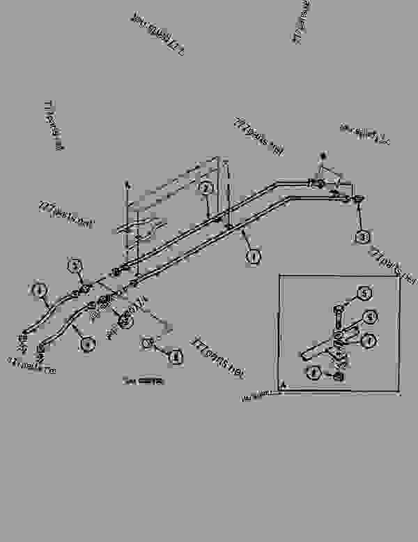 Parts scheme CLAMSHELL SWING FEED (DIPPERSTICK 4.35M) - CRAWLER DOZERS Case 1088 - CASE EXCAVATOR - LONG DITCH CLEANING ATTACHMENT (1/88-12/94) No Description CLAMSHELL SWING FEED (DIPPERSTICK 4.35M) | 777parts