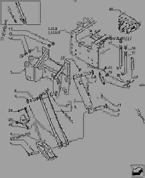 Parts scheme STD STABILISER - OPTIONAL CODE 749267001 - VERSION (03/04) - TELESCOPIC HANDLERS Case TX945 - TELEHANDLER (5/06-12/15) 39 FRAMES AND BALLASTING STD STABILISER - OPTIONAL CODE 749267001 - VERSION (03/04) | 777parts