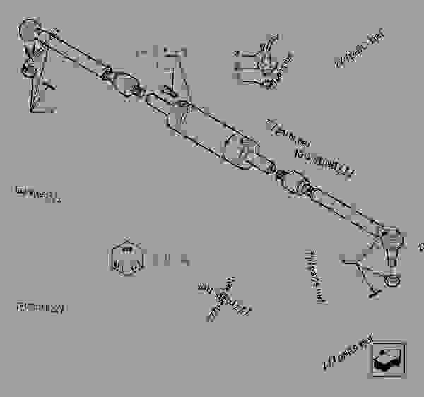 Parts scheme STEERING SYSTEM - REAR AXLE - TELESCOPIC HANDLERS Case TX170-45 - TURBO TELEHANDLER (3/05-12/14) 18 MISCELLANEOUS STEERING SYSTEM - REAR AXLE | 777parts
