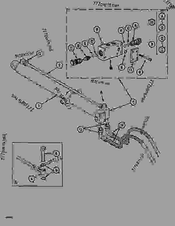 Parts scheme CYLINDER CIRCUIT - TELESCOPIC DIPPER (6.00M) - CRAWLER DOZERS Case 1088 - CASE EXCAVATOR - TELESCOPIC DIPPERSTICK (1/88-12/94) No Description CYLINDER CIRCUIT - TELESCOPIC DIPPER (6.00M) | 777parts