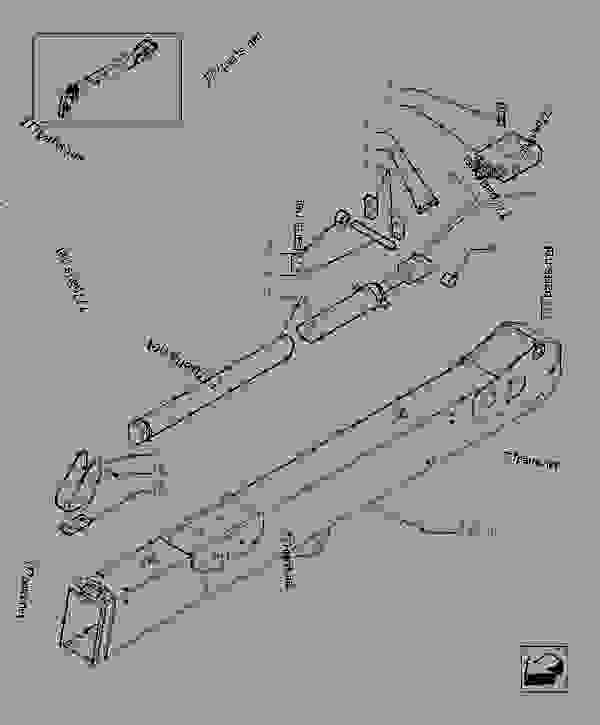 Parts scheme ARM FOR 4 FUNCTIONS (45 FEET) - OPTIONAL CODE  749027241 - TELESCOPIC HANDLERS Case TX945 - TELEHANDLER (5/06-12/15) 83 TELESCOPIC SINGLE ARM ARM FOR 4 FUNCTIONS (45 FEET) - OPTIONAL CODE  749027241 | 777parts