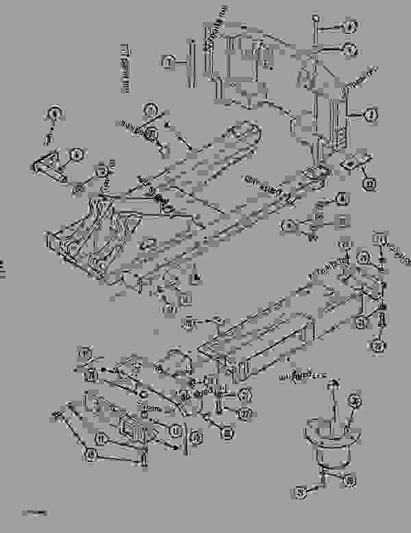 Parts scheme UPPERSTRUCTURE CHASSIS - CRAWLER DOZERS Case 1088F - CASE EXCAVATOR - FIXED BASE (1/88-12/94) No Description UPPERSTRUCTURE CHASSIS | 777parts