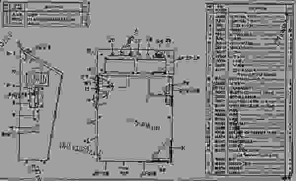 Parts scheme 2N3458 CONTROL PANEL ASSEMBLY  - ENGINE - GENERATOR SET Caterpillar 3150 - 3150 ENGINE (ELECTRIC SET) 66P00001-UP DIESEL ENGINE | 777parts