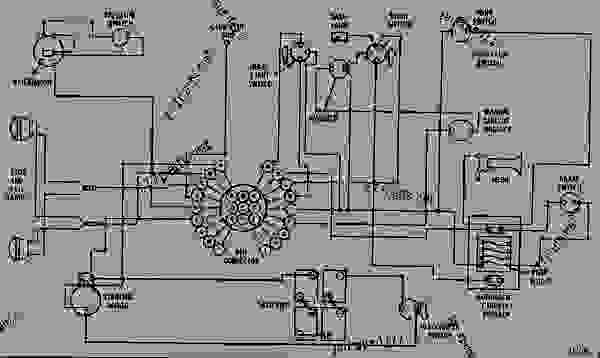 wiring diagram - motor grader caterpillar 12f