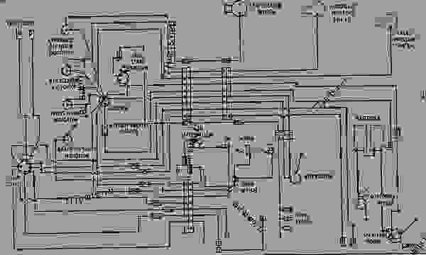 c128989 wiring diagram earthmoving compactor caterpillar 825b 825b 3126 Caterpillar Wiring Diagrams at mifinder.co