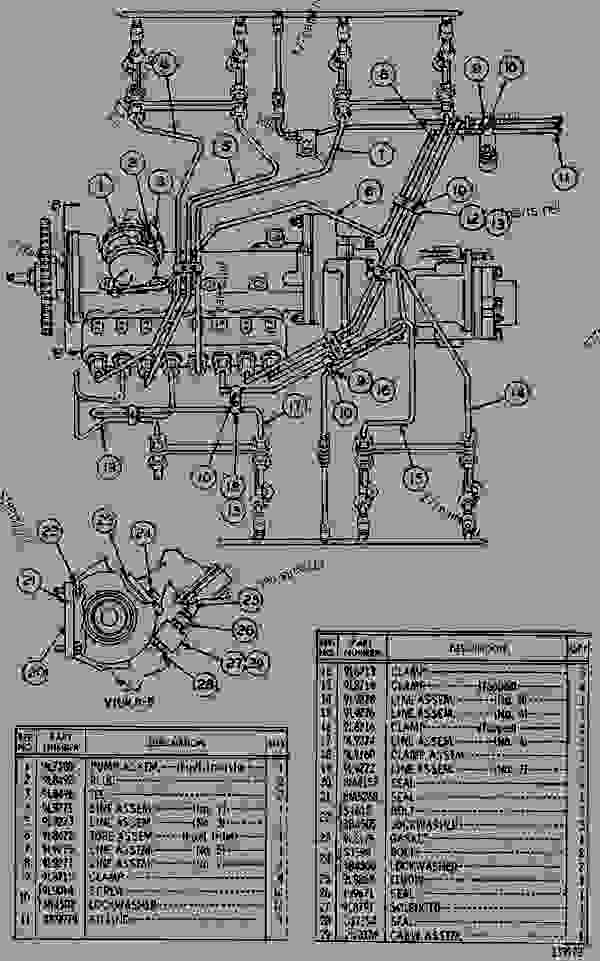 Parts scheme 2N8509 FUEL SYSTEM  - ENGINE - GENERATOR SET Caterpillar 3145 - 3145 ENGINE (ELECTRIC SET) 65P00001-UP DIESEL ENGINE | 777parts