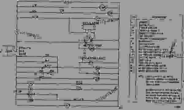 wiring diagram - engine - generator set caterpillar 3145 - 3145 engine (electric set) 65p00001 ... c18 cat engine generator wiring diagram