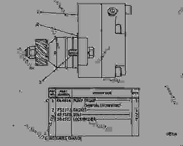 Parts scheme 7S4429 PUMP GROUP-FUEL TRANSFER FUEL TRANSFER PUMP GROUP - EARTHMOVING COMPACTOR Caterpillar 816 - 3306 VEHICULAR ENGINE 57U00351-UP (MACHINE) FUEL SYSTEM AND GOVERNOR | 777parts