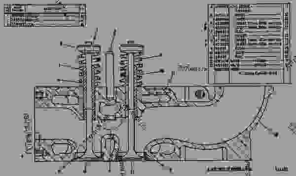 3406b engine diagram  3406b  free engine image for user