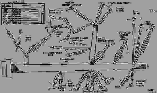 trailer harness wiring diagram 2g7114 harness as harness assembly - wheel tractor-scraper ...
