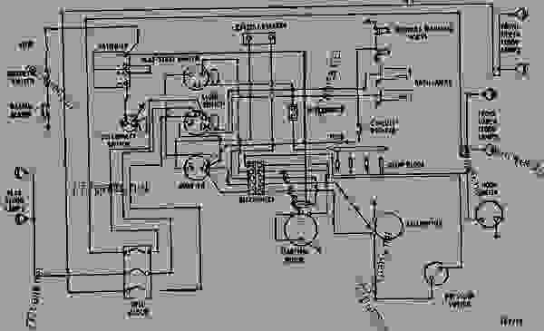 Wiring Diagram Track Type Loader Caterpillar 955k 955l