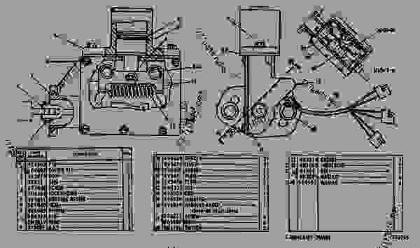Parts scheme 4V0109 NEUTRALIZER GROUP-TRANSMISSION  - EARTHMOVING COMPACTOR Caterpillar 825 - 825C COMPACTOR 86X00001-00730 (MACHINE) POWERED BY 3406 ENGINE POWER TRAIN-POWER TRANSMISSION UNIT | 777parts