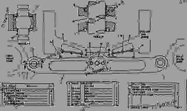 7 3 Fuel Housing Diagram together with Scotts Riding Lawnmower John Deere Belt Diagram 389806 in addition T12912285 Replace drive belt john deere gx 335 further Scotts S1742 Parts Diagram additionally 6h5do Route Hydrostat Drive Belt Sabre 1742hs. on john deere 1742