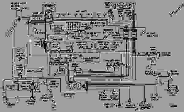 electrical system wiring diagram off highway truck caterpillar electrical system wiring diagram off highway truck caterpillar 769 769b truck 35w00001 up machine diesel engine 777parts