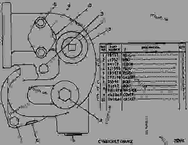 Parts scheme 2P7740 LINES GROUP-WATER WATER LINES GROUP--ELBOW - ENGINE - GENERATOR SET Caterpillar 3304 - 3304 GENERATOR SET ENGINE 6YB00001-UP COOLING SYSTEM | 777parts