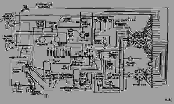 c203336 wiring diagram wheel tractor scraper caterpillar 657b 657b john deere 190c wiring diagram at virtualis.co