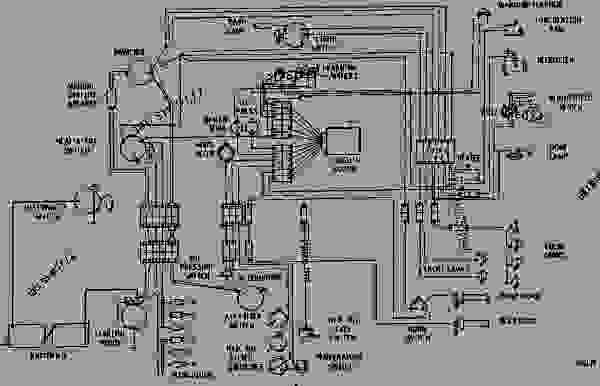 c208132 wiring diagram for a john deere 6400 the wiring diagram case 4230 wiring diagram at nearapp.co