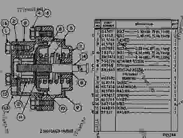 Parts scheme 8S5095 FUEL RATIO CONTROL GROUP  - EARTHMOVING COMPACTOR Caterpillar 826B - 826B LANDFILL COMPACTOR 58U00001-UP (MACHINE) POWERED BY D343 ENGINE DIESEL ENGINE | 777parts