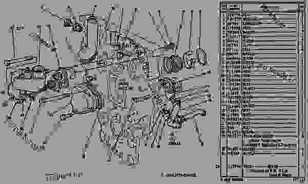 3208 Caterpillar Engine Parts Diagrams Together With Caterpillar 3208
