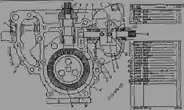 Parts scheme 7N1241 PUMP GROUP-FUEL INJECTION  - ENGINE - GENERATOR SET Caterpillar 3408 - 3408 GENERATOR SET ENGINE 78Z00001-01143 FUEL SYSTEM AND GOVERNOR | 777parts