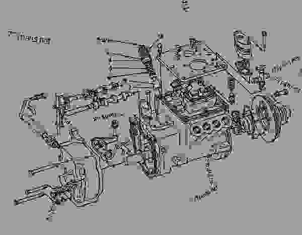 Parts scheme 4W6738 PUMP GROUP-GOV & FUEL INJ  - ENGINE - GENERATOR SET Caterpillar 3208 - 3208 GENERATOR SET ENGINE 30A00210-05099 FUEL SYSTEM AND GOVERNOR | 777parts