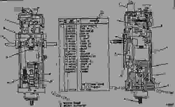 Parts scheme 1W0514 GOVERNOR GROUP GOVERNOR GROUP - ENGINE - MARINE Caterpillar 3516 - 3516 MARINE ENGINE 72Z00001-00338 FUEL SYSTEM AND GOVERNOR | 777parts