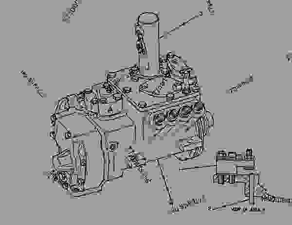 Parts scheme 4W5631 PUMP GROUP-GOV & FUEL INJ GOVERNOR & FUEL INJECTION PUMP GROUP - ENGINE - GENERATOR SET Caterpillar 3208 - 3208 GENERATOR SET ENGINE 30A00210-05099 FUEL SYSTEM AND GOVERNOR | 777parts