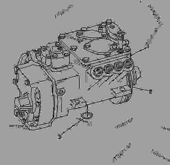 Parts scheme 4W5638 PUMP GROUP-GOV & FUEL INJ   - ENGINE - GENERATOR SET Caterpillar 3208 - 3208 GENERATOR SET ENGINE 30A00210-05099 FUEL SYSTEM AND GOVERNOR | 777parts