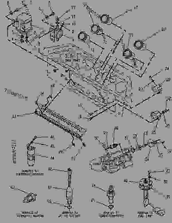 Parts scheme 9R0017 INSTRUMENT GROUP   - BACKHOE LOADER Caterpillar 436 - 436 BACKHOE LOADER 5KF00001-00805 (MACHINE) POWERED BY 4.236 DIESEL ENGINE OPERATOR PLATFORM | 777parts