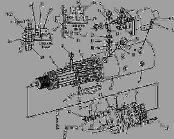 Parts scheme 3T2647 STARTING MOTOR GROUP-ELECTRIC ELECTRIC STARTING MOTOR GROUP- DELCO-REMY - ENGINE - GENERATOR SET Caterpillar 3304B - 3304 GENERATOR SET ENGINE 83Z00001-03095 STARTING AND ELECTRICAL SYSTEM | 777parts