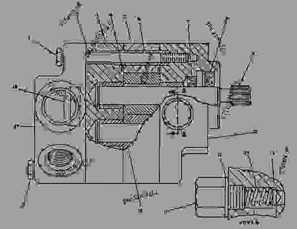 Parts scheme 1N4478 PUMP GROUP-FUEL TRANSFER (1-SECTION GEAR) - ENGINE - INDUSTRIAL Caterpillar 3516 - 3516 INDUSTRIAL ENGINE 27Z00001-00649 FUEL SYSTEM AND GOVERNOR | 777parts