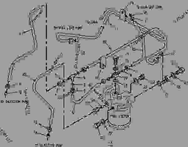 Caterpillar Backhoe Parts Diagram : Cat backhoe parts diagram c elsavadorla