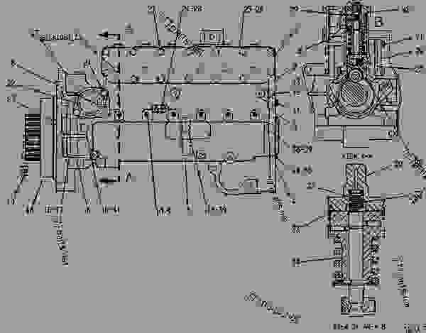 c407040 cat 3406e engine wiring diagram mack diesel engine diagram wiring 3406 cat engine wiring diagram at edmiracle.co
