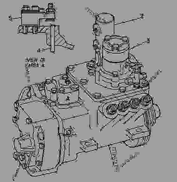 caterpillar 3208 marine engine diagram within diagram