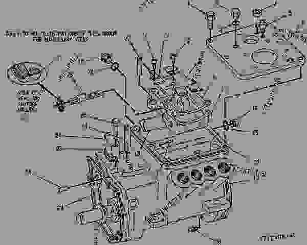 Parts scheme 7C8928 PUMP GROUP-GOV & FUEL INJ   - COLD PLANER Caterpillar PR-1000 - PR-1000 PAVEMENT PROFILER 5XC00001-00137 (MACHINE) POWERED BY 3208,3412 ENGINE FUEL SYSTEM AND GOVERNOR | 777parts