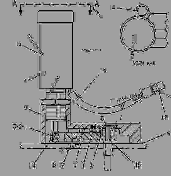 Parts scheme 7W3610 SHUTOFF GROUP-ELECTRICAL   - ENGINE - INDUSTRIAL Caterpillar 3516 - 3516 INDUSTRIAL ENGINE 71Z00001-00241 STARTING AND ELECTRICAL SYSTEM | 777parts