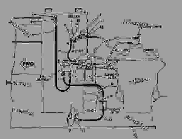 0820030 fuel system group - engine