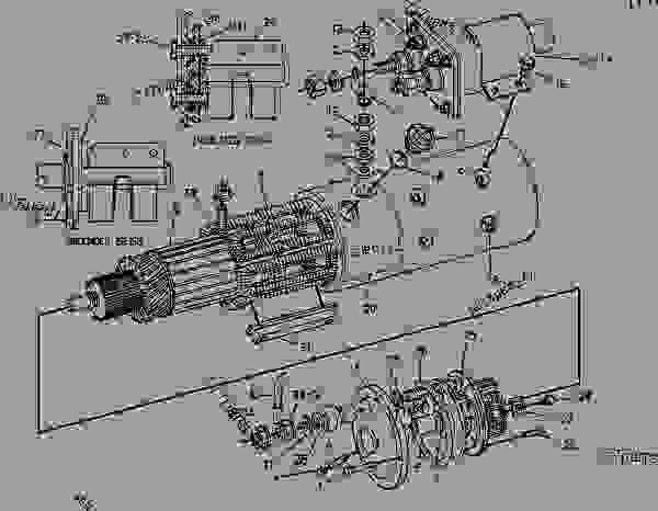 Parts scheme 3T2655 STARTING MOTOR GROUP-ELECTRIC   - ENGINE - GENERATOR SET Caterpillar 3304B - 3304 GENERATOR SET ENGINE 83Z00001-03095 STARTING AND ELECTRICAL SYSTEM | 777parts