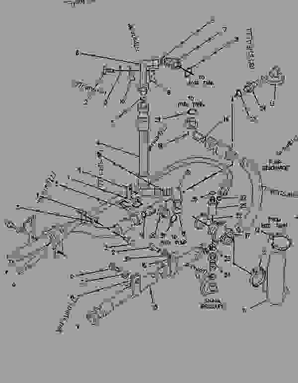 Caterpillar Backhoe Parts Diagram : Jcb hydraulic pump diagram free engine image for