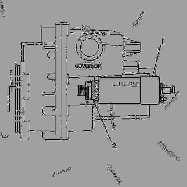 Cat 416d Fuel Solenoid Wiring Diagram on ford marine alternator wiring