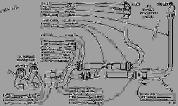 ford 6610 power steering diagram