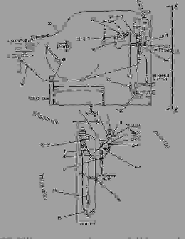 Parts scheme 6R0336 COUNTERBALANCE GROUP-SCREED  - ASPHALT PAVER Caterpillar 8 FT - AP-800B ASPHALT PAVER 1BF00225-UP (MACHINE) POWERED BY 4.236 ENGINE SCREED | 777parts
