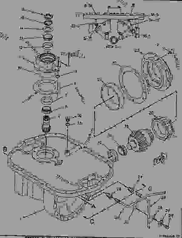 Parts scheme 8E7805 PLANETARY GROUP-DIFFERENTIAL STER   - CHALLENGER Caterpillar 70C - CHALLENGER 70C 2YL00001-00999 (MACHINE) POWERED BY 3306 ENGINE DIFFERENTIAL STEERING SYSTEM | 777parts