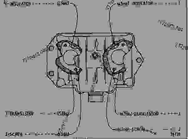 Parts scheme 6L5397 REGULATOR AS  - ENGINE - INDUSTRIAL Caterpillar G353D - G353 ENGINE 64B00001-UP ATTACHMENTS | 777parts